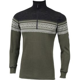 """Aclima M's DesignWool Marius Mock Neck Shirt Nordmarka"""